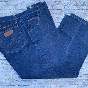 Men's wrangler jeans 40x30